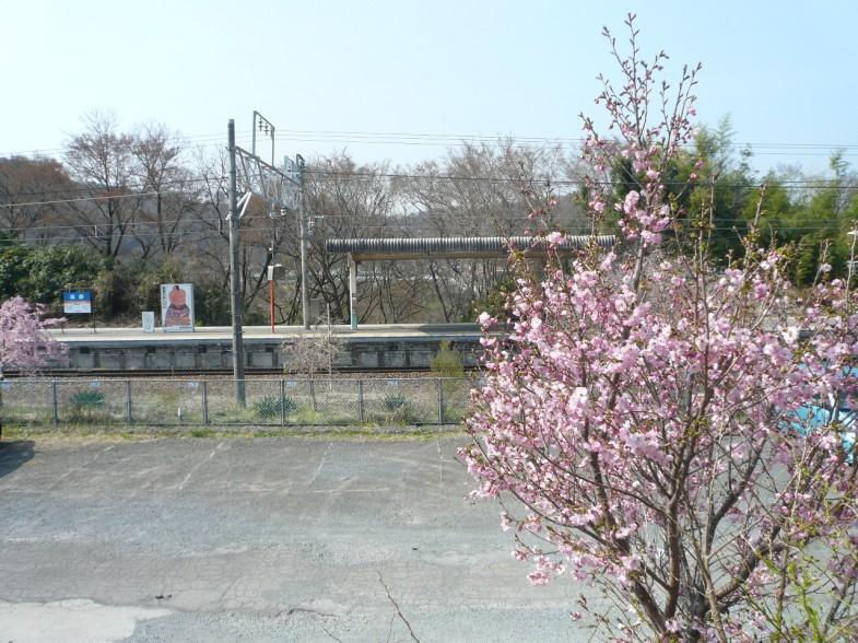 現場から見える風景・滋野駅