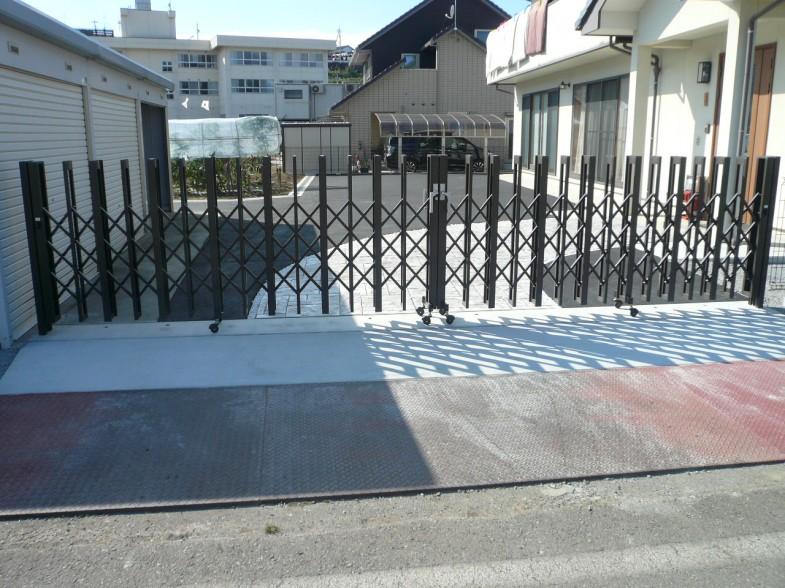 アスファルト舗装・スタンプコンクリート