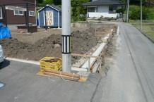ブロック積み・下地ベース
