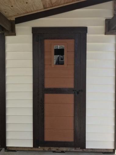 新仕様のドア