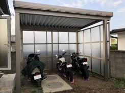 バイクポート LIXIL