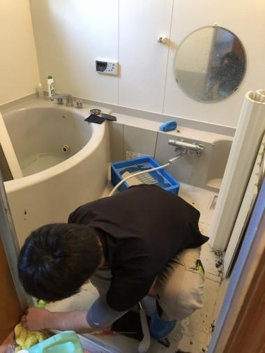 風呂 クリーニング