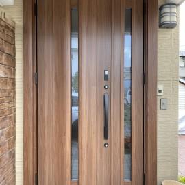 リクシル リシェント 玄関ドア