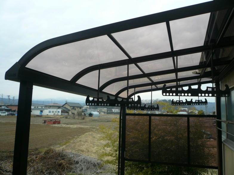 屋根交換 ポリカ屋根
