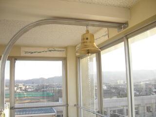 野沢小学校卒業記念品「野沢の鐘」製作