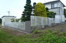 既存擁壁・ブロック・フェンス