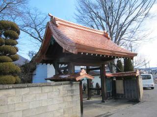観音堂、山門、庫裏の改修工事2