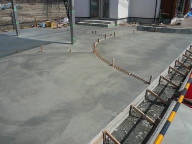 土間コンクリート
