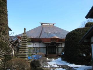 観音堂、山門、庫裏の改修工事
