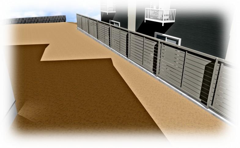 フェンス工事 イメージ