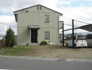 玄関周りの外構工事施工前