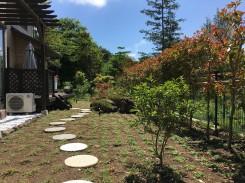 ガーデン植栽