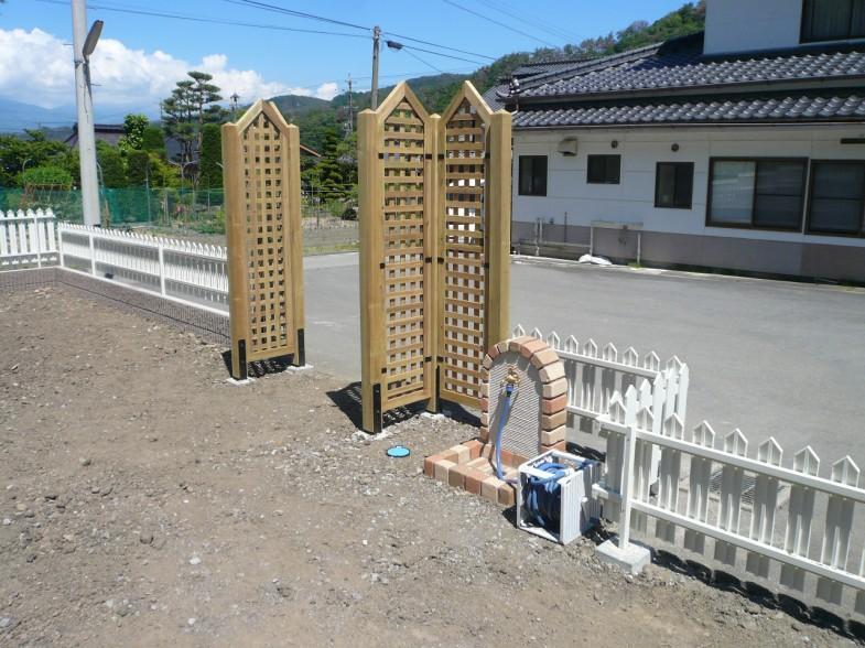 立水栓 プラスターユニット